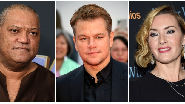 Stars of 'Contagion' reunite for ads warning about COVID-19