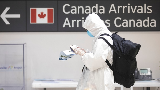 Passengers With Covid 19 Keep Arriving On International Flights In Toronto Cp24 Com