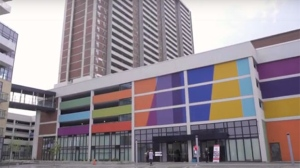 Artscape Weston Common is shown in this image taken from a promotional video on its website. (Artscape Weston Common)