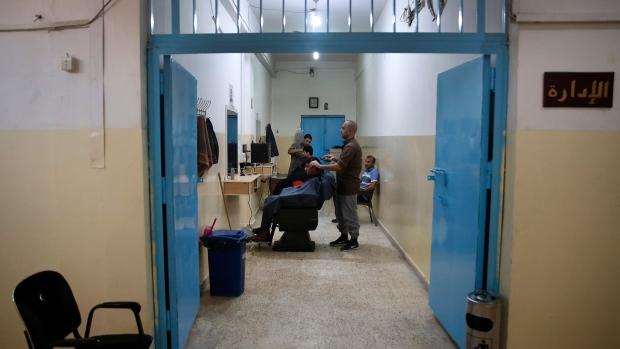 Hassakeh prison