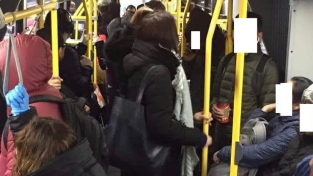 Bus crowding