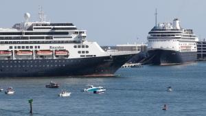Zandaam, cruise, Florida,
