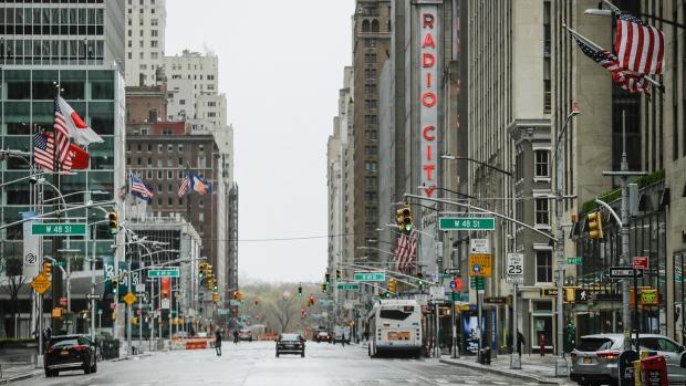 New York empty