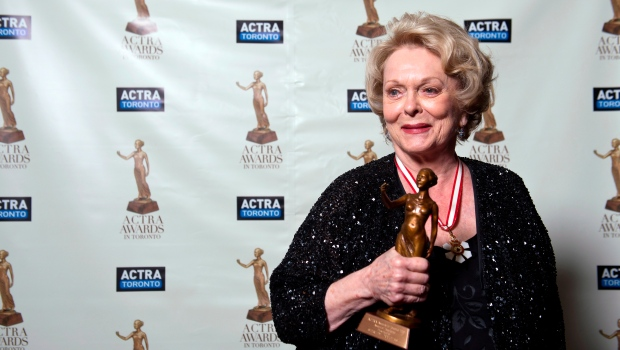 Canadian actress Shirley Douglas dies at 86