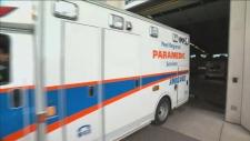 Peel paramedic EMS