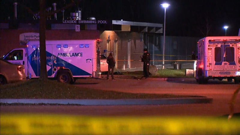 Thorncliffe Park shooting