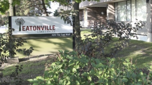 Eatonville Care Centre, a long-term care home in Etobicoke, is featured in this image. (Eatonville Care Centre website)