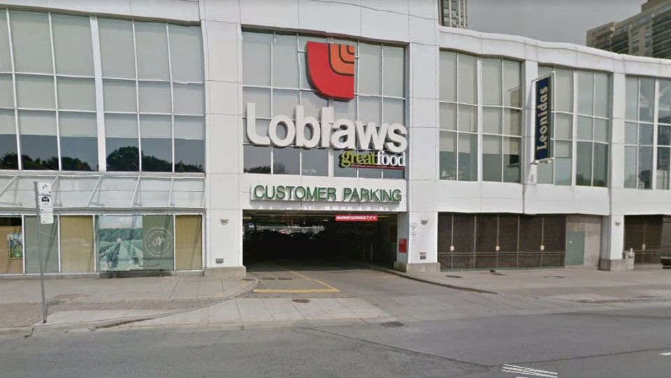 The Loblaws store located at 396 St. Clair Avenue West is seen in this Google Maps photo. (Photo: Google Maps)
