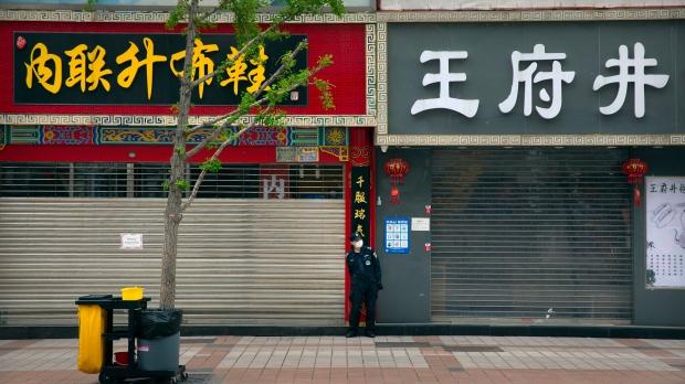 Coronavirus narrows China's GDP by 6.8% in Q1