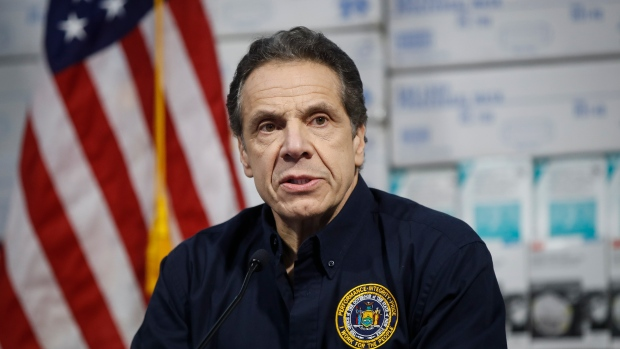Cuomo Warns Against Reopening Economy, Says New York 'Past the High Point'