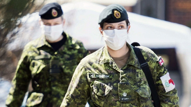 Canadian military