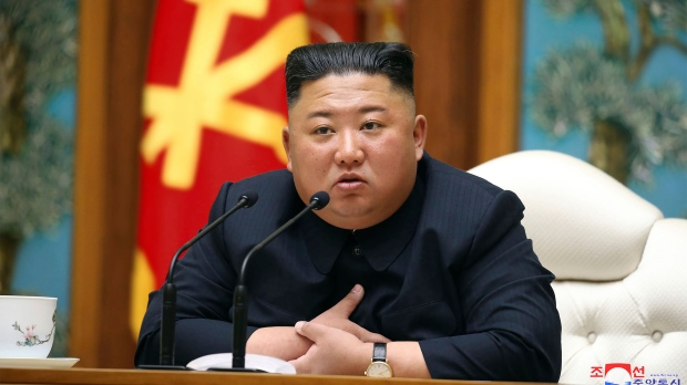 North Korean media silent on Kim's whereabouts as speculation on health rages