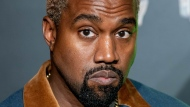 American rapper Kanye West. (Roy Rochlin/Getty Images)