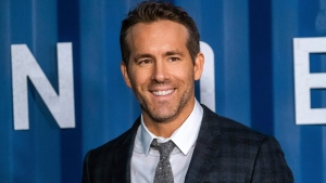 "Ryan Reynolds attends the premiere of Netflix's ""6 Underground"" at The Shed at Hudson Yards on Tuesday, Dec. 10, 2019, in New York. An online fundraiser set up in memory of a victim of the recent mass murder in Nova Scotia has garnered a notable top donor -- Canadian actor Ryan Reynolds. THE CANADIAN PRESS/AP, Invision - Charles Sykes"