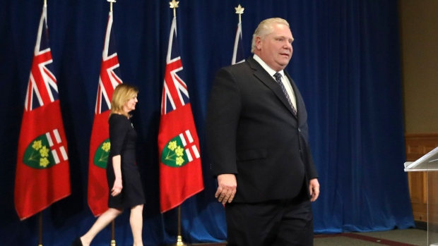 Ontario to open provincial parks and conservation areas