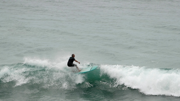 26-year-old surfer killed in California shark attack