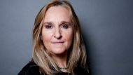 FILE - In this April 12, 2016 file photo, Melissa Etheridge poses for a portrait in Hidden Hills, Calif. Etheridge's 21-year-old son Beckett Cypher has died. The death was announced Wednesday on the singer-songwriter's Twitter account. No cause of death or other details were given. (Photo by Rich Fury/Invision/AP, File)