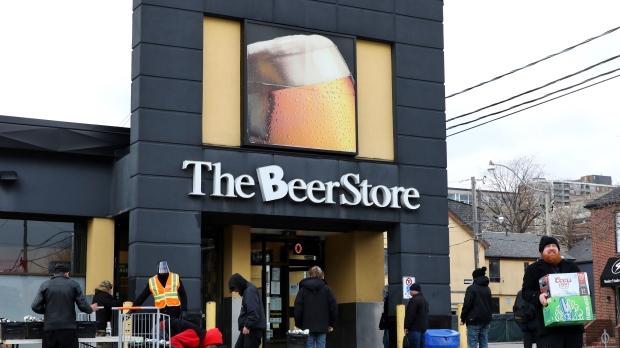 Beer Store,