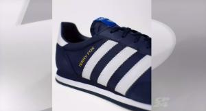 Terry Fox, Adidas