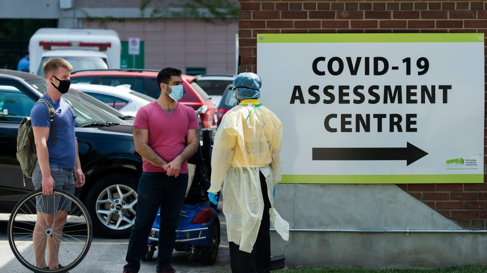 Report Of High Covid 19 Test Positivity Rates In Some Toronto Neighbourhoods Very Concerning Dr Barbara Yaffe Says Cp24 Com
