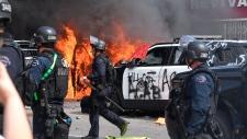 Los Angeles protests