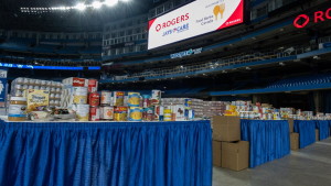 Food at Rogers Centre