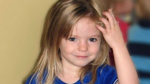 This undated file photo shows Madeleine McCann. (AP Photo/File)
