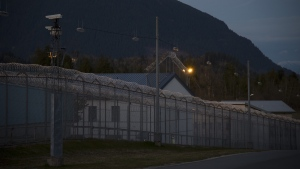 The Mission Correctional Institution in Mission, B.C. is pictured Tuesday, April 14, 2020. Federal prison chaplains say the spiritual needs of inmates have become an unnecessary casualty of the COVID-19 pandemic at a time when offenders are feeling particularly vulnerable and alone. THE CANADIAN PRESS/Jonathan Hayward