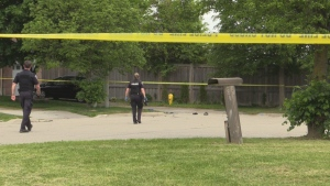 Durham police are investigating a fatal stabbing in Ajax.