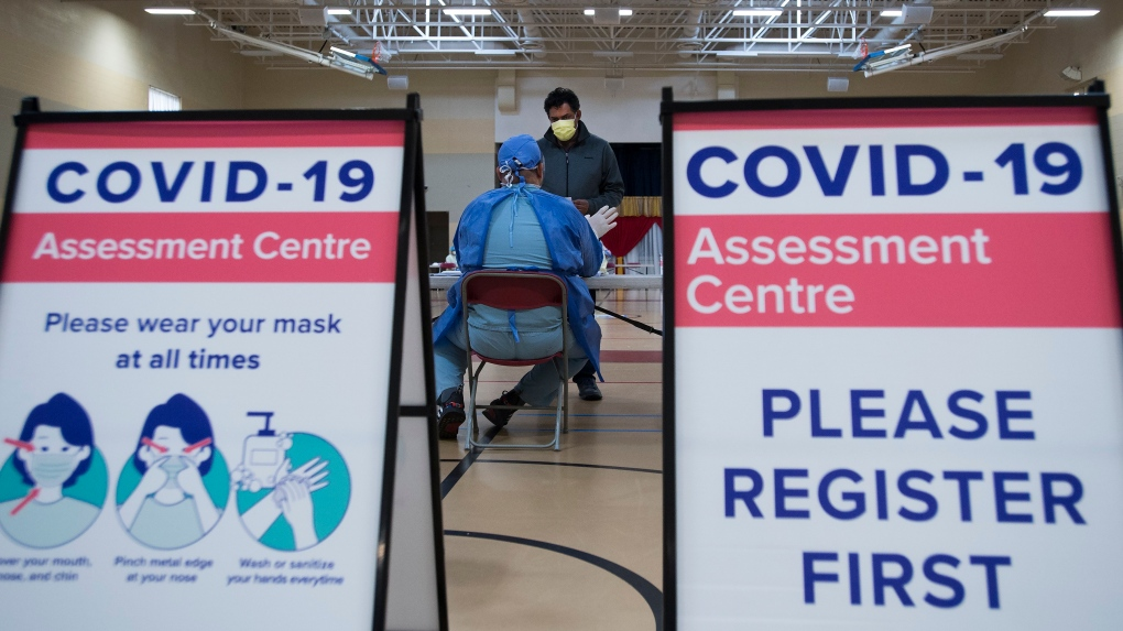 Ontario Sees Fewest New Covid 19 Cases Since March 22 Cp24 Com