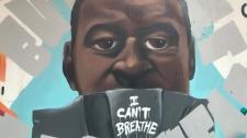 Floyd mural