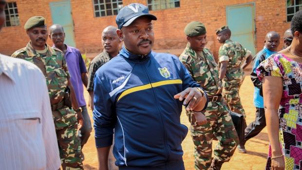 Burundi's President Pierre Nkurunziza Dies