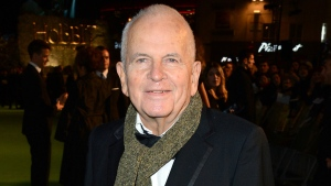 """In this Dec. 12, 2012 file photo, actor Ian Holm appears at the premiere of """"The Hobbit: An Unexpected Journey"""" in London. (Photo by Jon Furniss/Invision/AP, File)"""