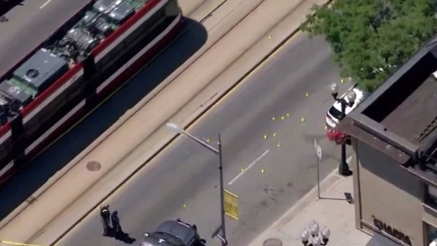 Person dead after daylight shooting in Toronto