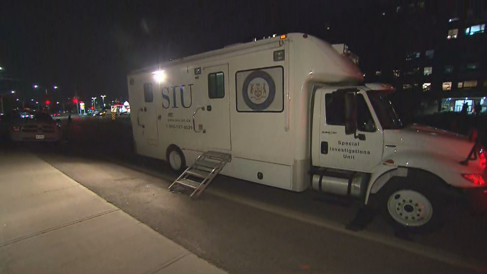 The Special Investigations Unit is investigation a police-involved shooting in Mississauga that left one man dead.