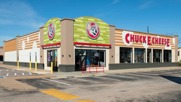 Chuck E. Cheese's Copperfield location on Friday, Feb 7, 2020, in Houston. (Anthony Rathbun/AP Images for Chuck E Cheese)