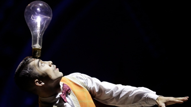 Cirque du Soleil has filed for bankruptcy