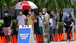 Florida outbreak