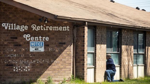 Canada long-term care