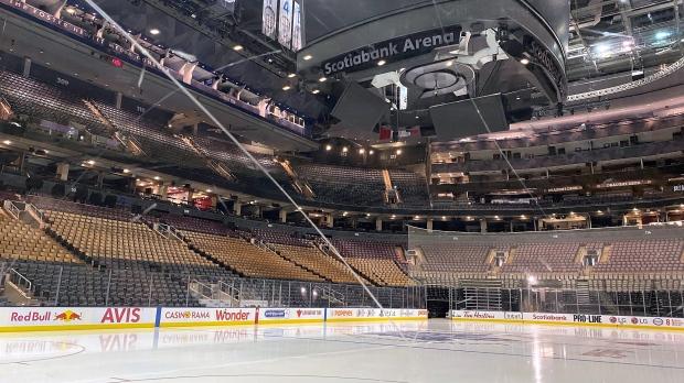 Scotiabank Arena hockey
