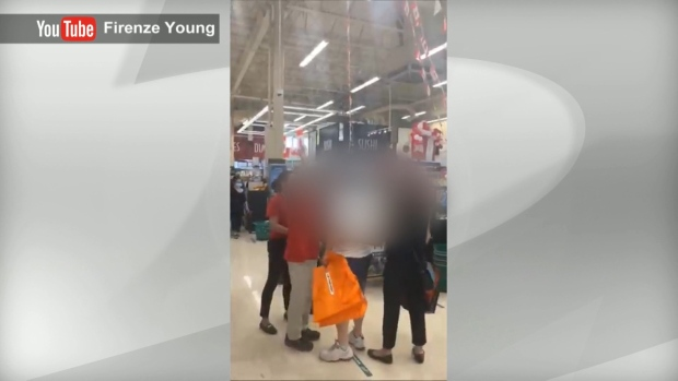 Racist rant at Mississauga store caught on video