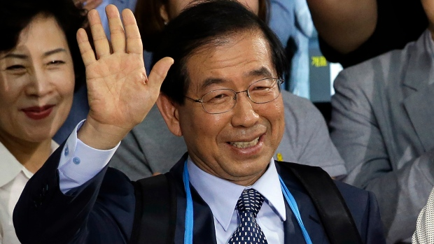 Police find body of missing Seoul mayor Park Won-soon