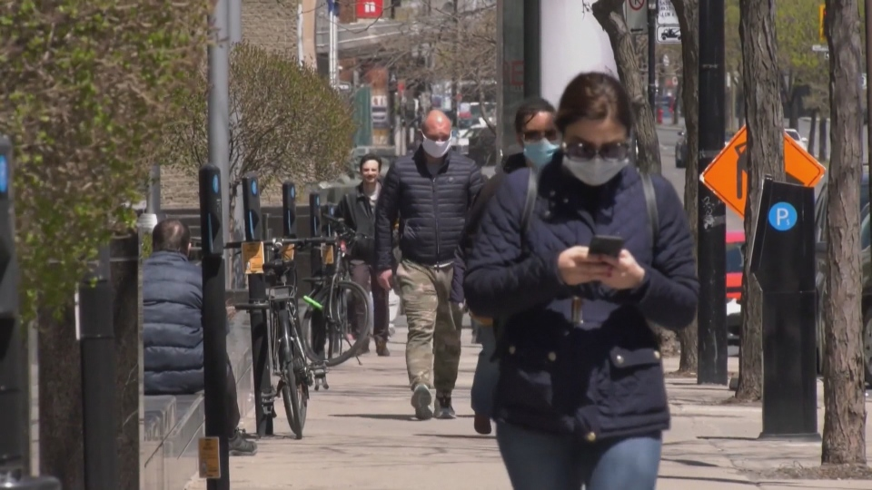 Face coverings will become mandatory in York Region on July 17.