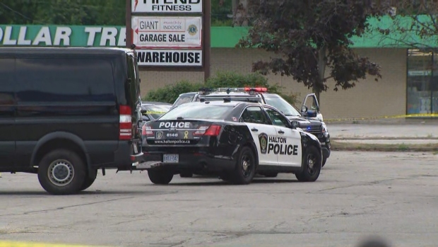 Police are investigating a fatal shooting in Burlington.