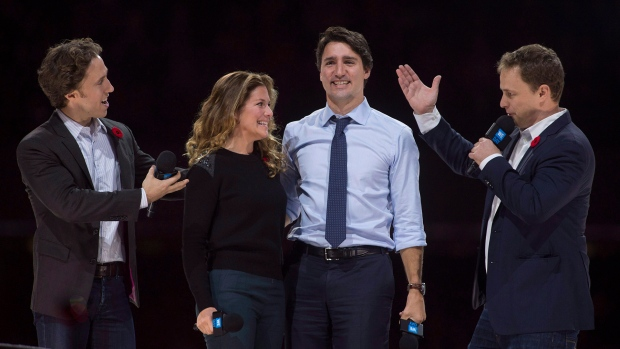 PM Trudeau apologizes for not recusing himself from WE volunteering decision