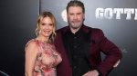 "In this June 14, 2018, file photo, Kelly Preston and John Travolta attend the premiere of ""Gotti"" at the SVA Theatre in New York. Preston, whose credits included the films ""Twins"" and ""Jerry Maguire,"" died Sunday, July 12, 2020, her husband Travolta said. She was 57. (Photo by Charles Sykes/Invision/AP, File)"