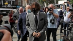 Johnny Depp wraps up testimony in his libel suit against a British tabloid newspaper that accused him of domestic abuse.