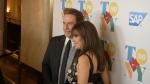 Kelly Preston and John Travolta.