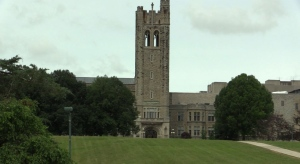 Western University in London, Ont. is seen Monday, July 13, 2020. (Jordyn Read / CTV News)