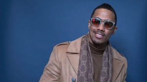 In this Dec. 10, 2018, file photo Nick Cannon poses for a portrait in New York. (Photo by Amy Sussman/Invision/AP, File)